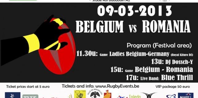 RugbyRomaniaBelgia