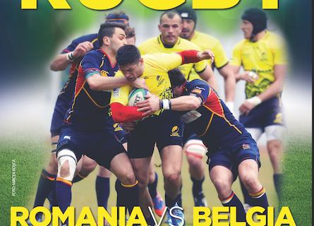 Romania - Belgia afis