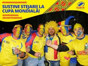 #RomaniansAreHere